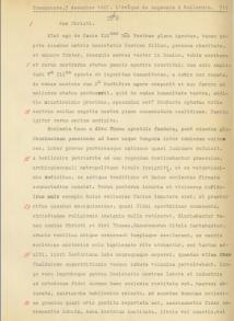 Carta Bellarmino