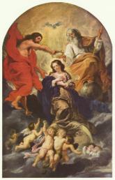 Rubens Coronation